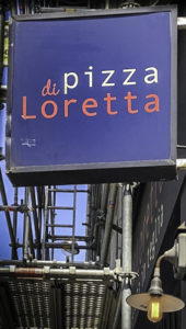 di Loretta Pizza, Paris, France, for Stepping out Solo in Paris to dine