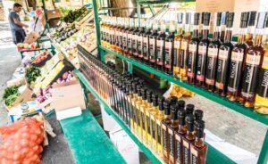 Olive oils, Brac, Croatia