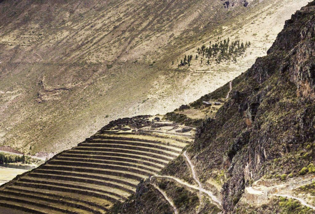 Pisac Intihautana, Peru, Sacred Valley of the Inca