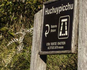Trail to Huchuypicchu, Machu Picchu, Road to Machu Picchu, Cusco region, Peru