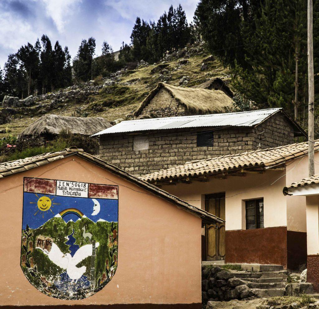 Patacancha Peru, Ollantaytambo, Road to Machu Picchu, Cusco region, Peru