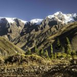 The Andes, Ollantaytambo, Peru, The Road to Machu Picchu, Cusco region, Peru