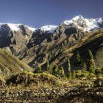The Andes, Ollantaytambo, Peru, The Road to Machu Picchu, Cusco region, Peru