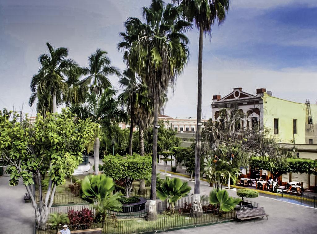 Plazuela Machado, Mazatlán, Mexico, Last Song in Mazatlán