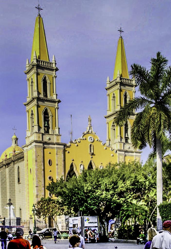Catedral Basílica de la Inmaculada Concepción, Last Song in Mazatlán, Mexico