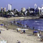Mazatlan Golden Zone, Last Song in Mazatlán, white sand beach, seaside cafes