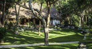 Mayaland resort at Chichen Itza, Yucatan, Mexico