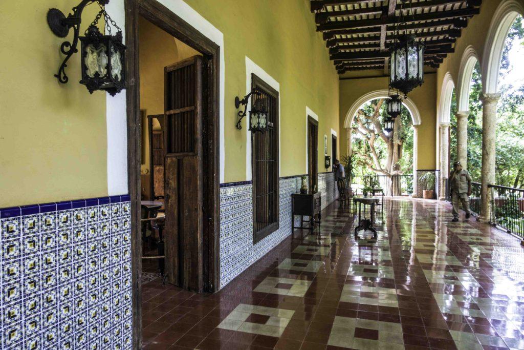 Hacienda Sotuta de Peón, Campeche, Mexico