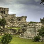 Yucatán immersion cruise: culture, history, archeology and cuisine,Tulum Castillo, Yucatan immersion cruise, Tulum, Quintanaroo, Mexico