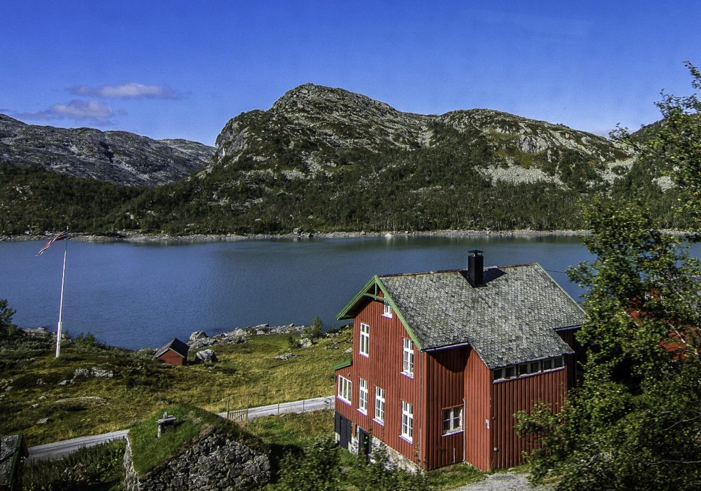 Oslo to Bergen by Train, Norway by Train