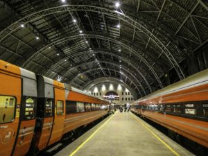 Bergen station, Oslo to Bergen by Train, Norway by Train