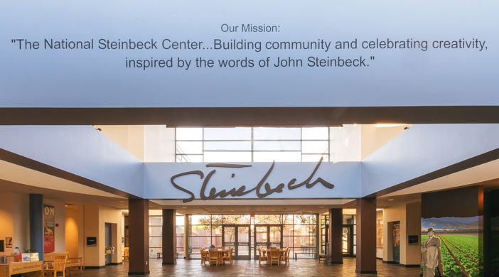 "National-Steinbeck-Center-Salinas, John Steinbeck: ""Something to do in Salinas"""