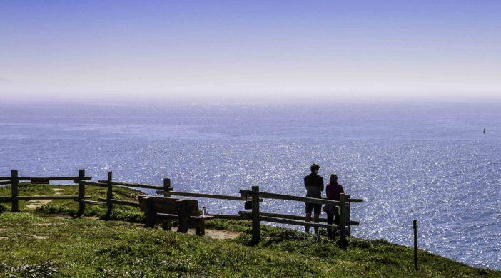 Escape To Chimney Rock At Point Reyes National Seas San Francisco Bay Area Marin