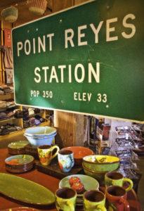 Point Reyes Station, Point Reyes National Seashore, San Francisco Bay Area, Marin County, Northern California, California