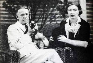Harry Payne and Selma Nelson Payne, @1940, Shanghai, China
