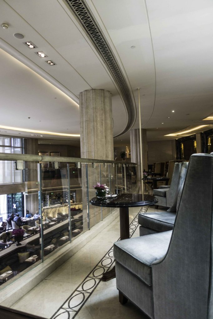The gallery, the former Shanghai Club now the Waldorf Astoria, The Bund, Shanghai, China