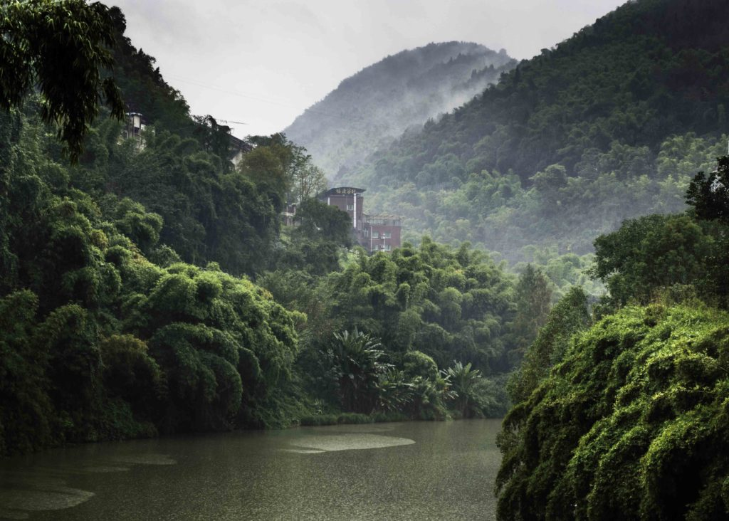Tongjng Hot Springs Resort, Chongqing, China