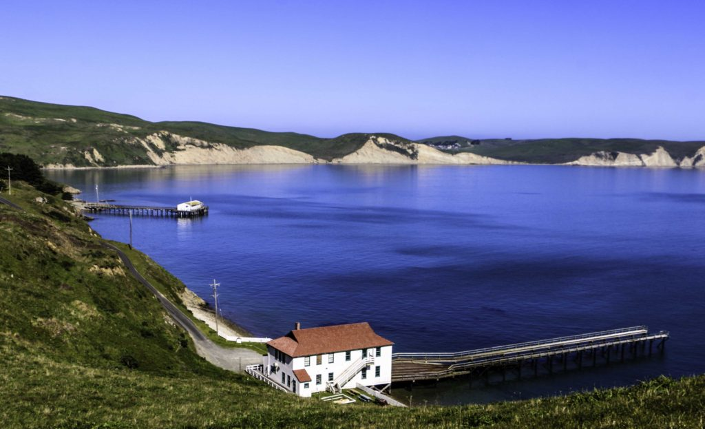 Point Reyes Lifeboat Station, Point Reyes National Seashore, San Francsico Bay Area, Marin County, Northern California, California