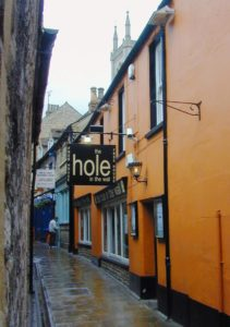 The Hole in the Wall pub, Stamford