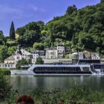 AmaPrima in Traben-Trarbach, Middle Moselle river, Bernkastel-Wittlich district in Rhineland-Palatinate, Germany