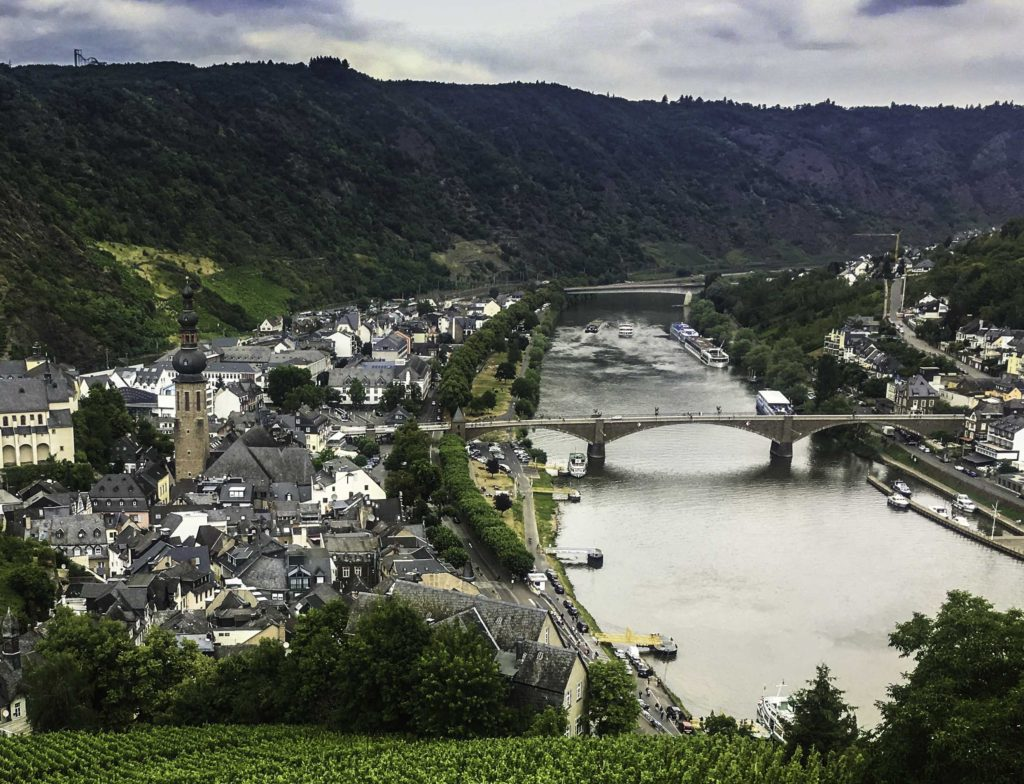 Mosel River Valley, AmaPrima, AmaWaterways cruise, Mosel river, Germany