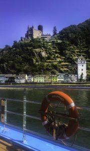 St. Goar, Mosel river, AmaPrima, AmaWaterways cruise, Germany