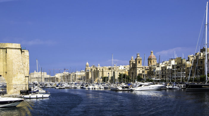 In the Footsteps of a Genius Outlaw in Malta, Marina of the Three Cities, Valletta, Malta