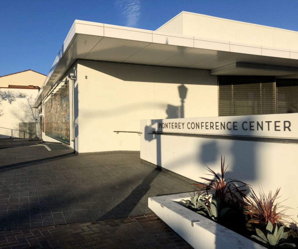 Pacific Street Conference Center, Monterey, California