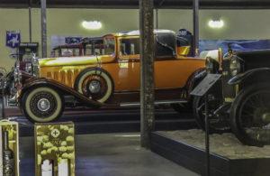 Museo del Automóvil at Viña Santa Cruz, Colchagua Valley, Chile