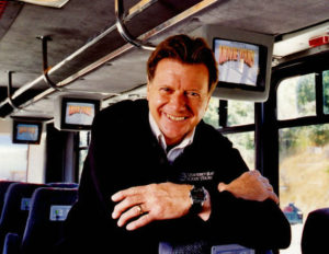 Doug Lumsen, Monterey Movie Tours, Monterey, California