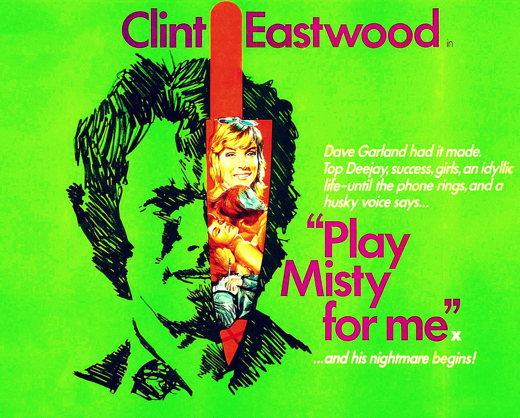 Monterey Movie Tours, Play Misty for me, Eastwood movie filmed in Monterey, California