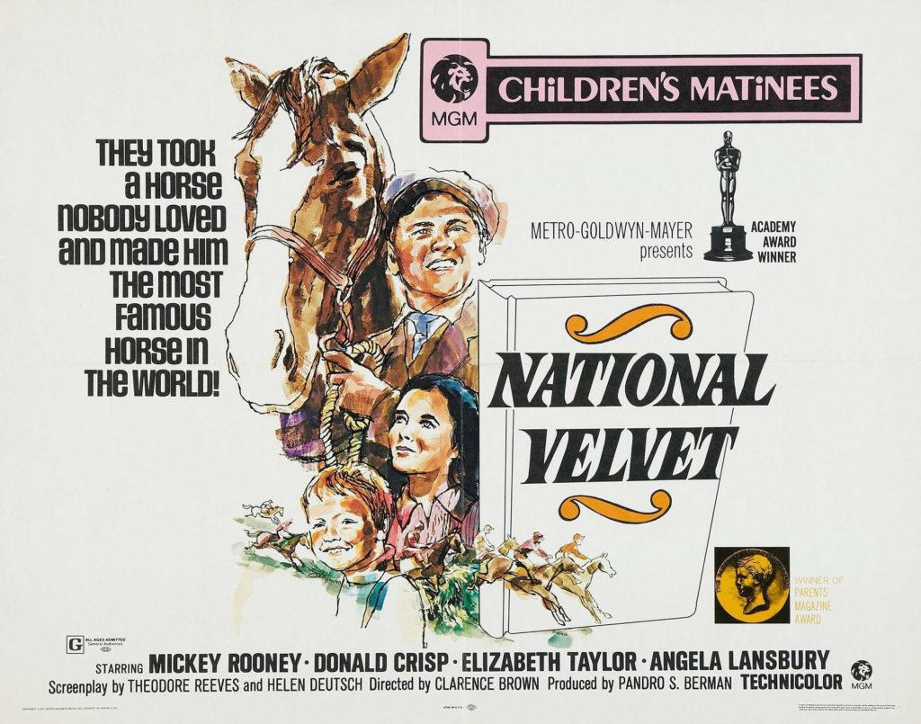 Monterey Movie Tours, National Velvet filmed in Monterey, California