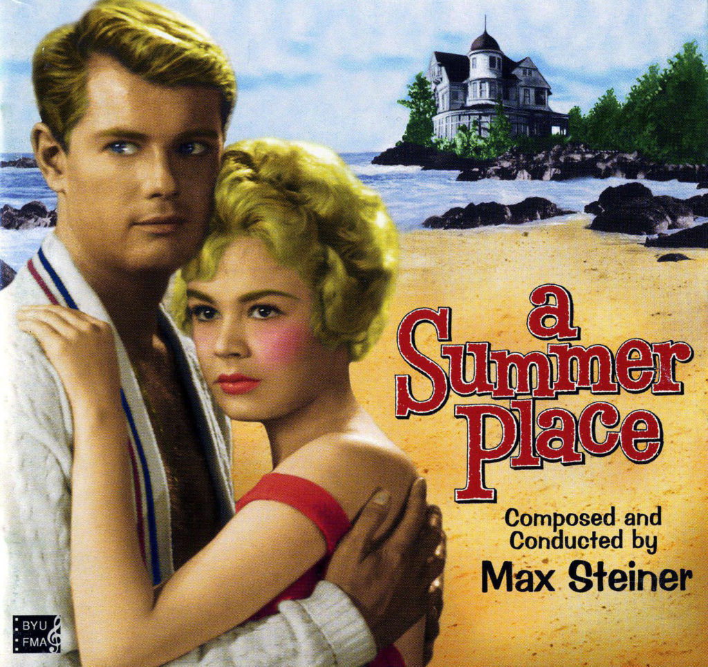 Monterey Movie Tours, A Summer Place, Max Steiner Movie filmed in Monterey, California