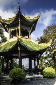 Wuhou Temple, Baidi City, White Emperor City, Yangtze River Three Gorges Cruise, Chongqing, China