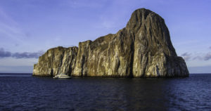 One of many Galapagos islets, Galapagos Islands, Ecuador