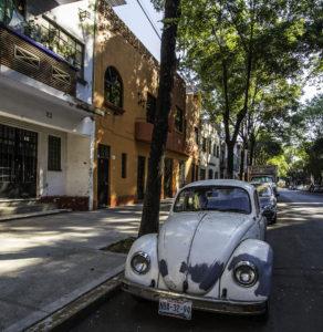 Roma Sur, Roma Colonia, Mexico City, Mexico