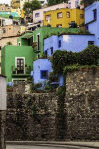 Colorful Guanajuato, Mexico