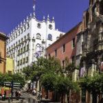 Colonial Guanajuato Mexico
