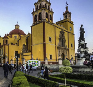 Basilica de Nuestra Senora Guanajuato, Guanajuato, Mexico