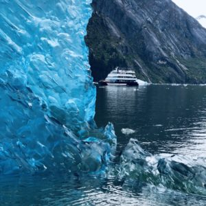 Alaskan Dream in Tracy Arm, Alaska