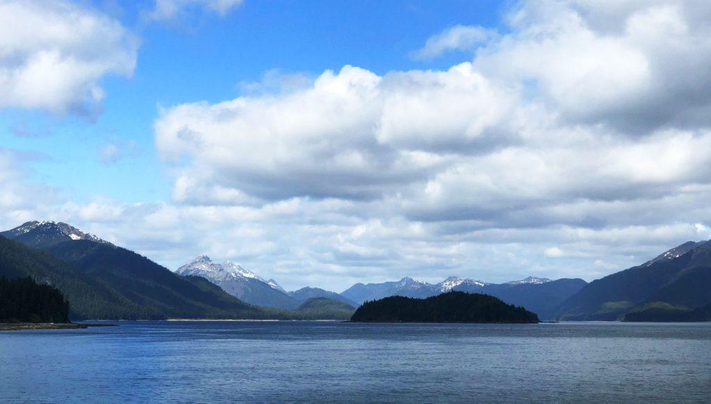 Peril Strait, Alaska