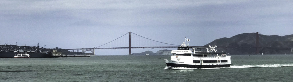 Alcatraz Cruises with Golden Gate Bridge, San Francisco, CA