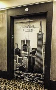 Cityscape, Hilton Union Square, San Francisco, CA