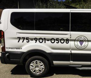 Jersey Tom Wine Tours, Russian River, Sonoma Coast AVA, Guerneville, CA