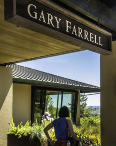 Gary Farrell Winery, Sonoma Coast AVA, Russian River, Guerenville, CA