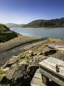 Rivers End at Jenner, Russian River, Jenner, CA