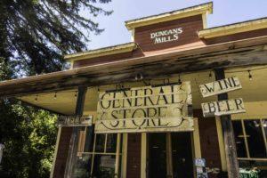 Duncan Mills General Store, Russian River, Duncan Mills, CA