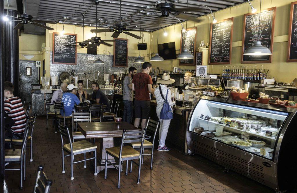 Coffee Bazaar, Guerenville, CA