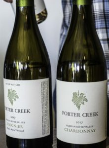 Porter Creek Vineyard, Russian River, Sonoma Coast AVA, Guerenville, CA