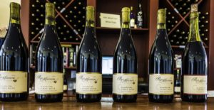 Paul Mathew wines, Russian River, Sonoma Coast AVA, Graton, CA